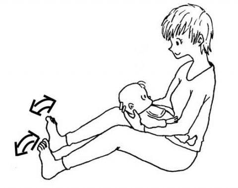 下半身 エクササイズ 産後 8-3