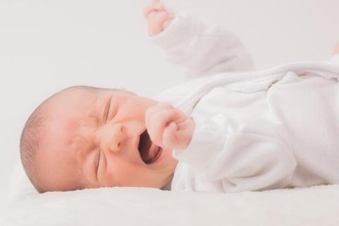 赤ちゃんの便秘を防ぐ