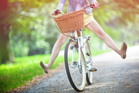 楽しい 自転車