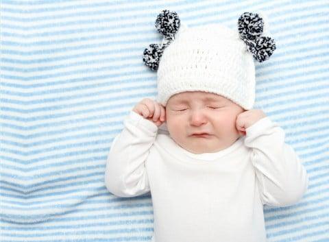 赤ちゃん 泣く 便秘