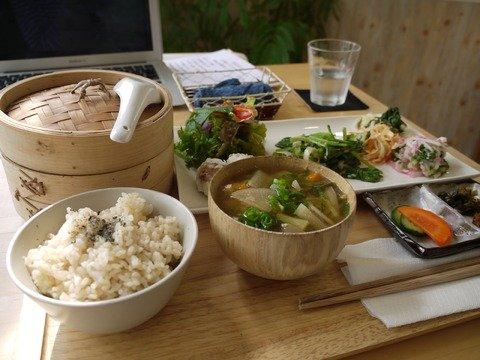飲食 食事 栄養バランス 食卓 ランチ ディナー