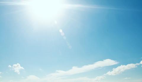 風景 太陽 空 雲