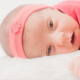 赤ちゃん3か月 顔 ベビー服