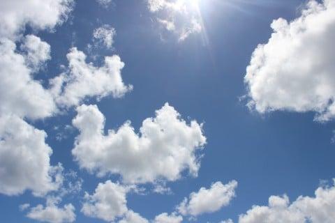 風景 空 雲 天気 太陽