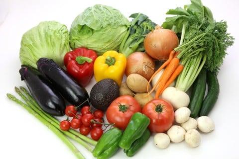 飲食 野菜 栄養 健康
