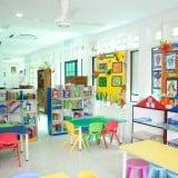 風景 幼稚園 保育園 学校 教室