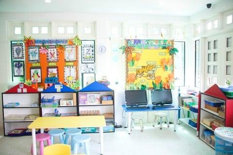幼稚園 保育園 学校 教室