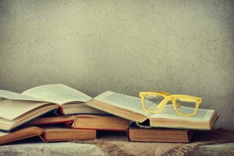 本 めがね メガネ 勉強 読書