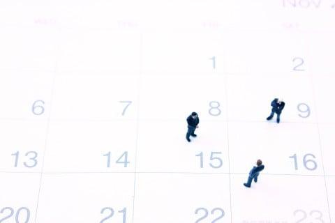 時間 カレンダー 予定