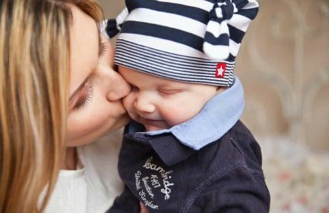 親子 ママ 赤ちゃん