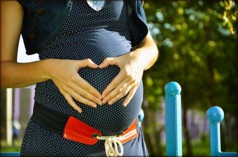 妊婦 妊娠 安心