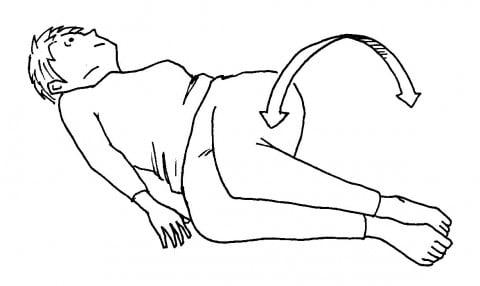 「腰 ツイスト」の画像検索結果