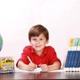 子供 勉強 笑顔
