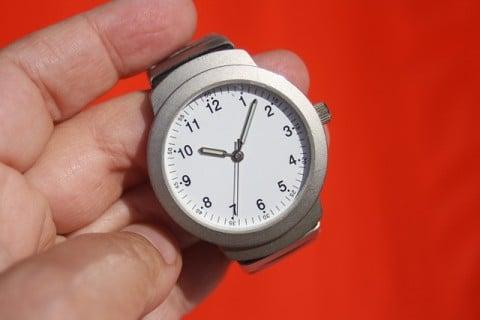 時間 時計 チェック