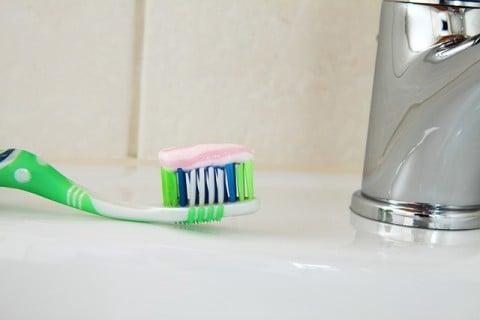 グッズ アメニティ 歯ブラシ 歯磨き粉