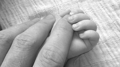 親子 赤ちゃん 絆