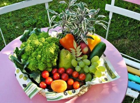 食材 野菜 果物