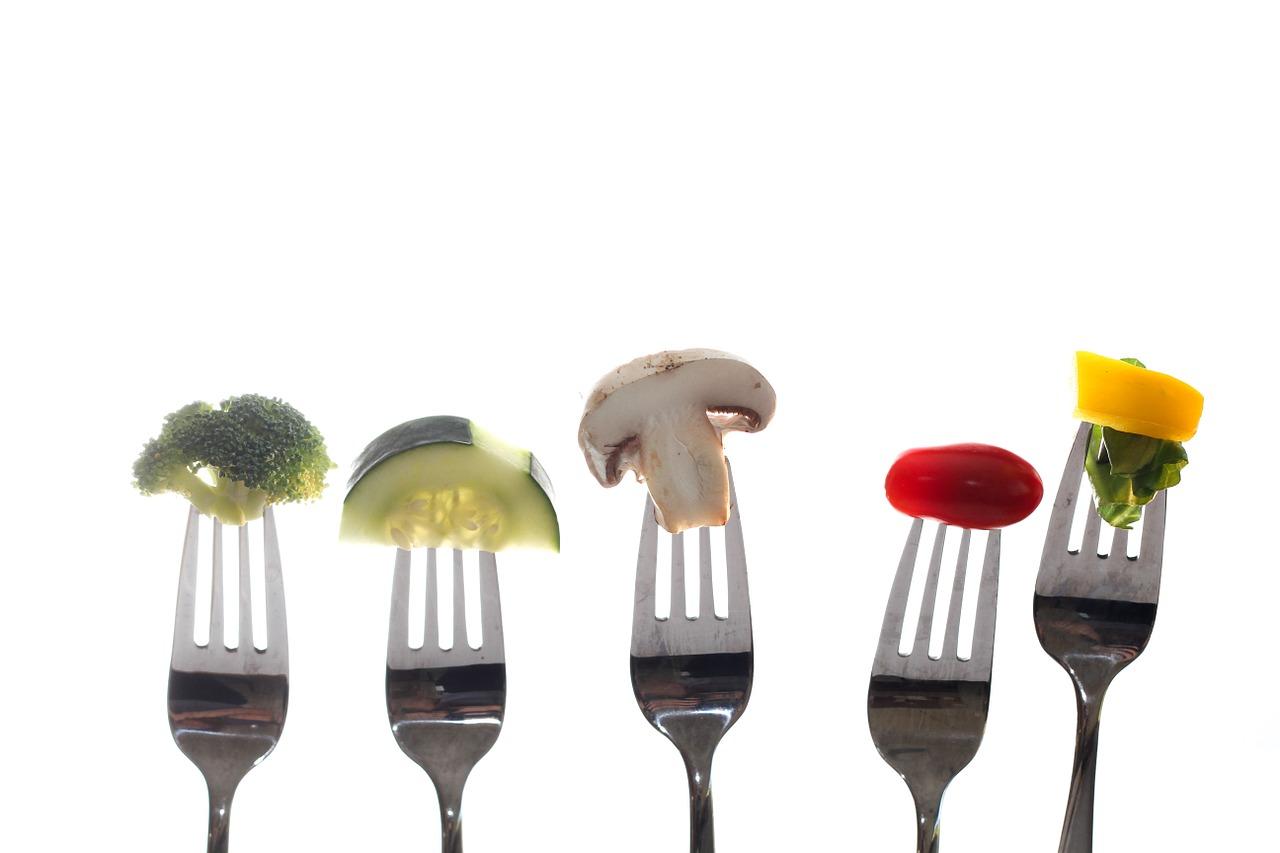飲食 食材 フォーク