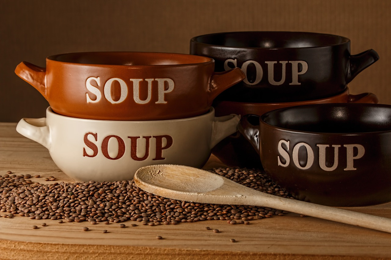 食材 スープ