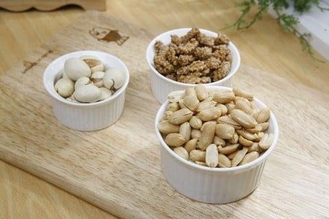 飲食 ピーナッツ ナッツ 穀物