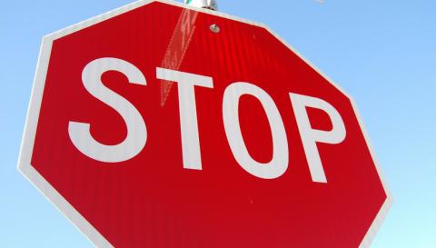 記号 看板 禁止 注意 ストップ
