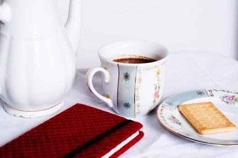飲食 コーヒー 朝食