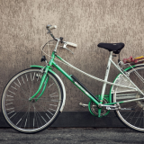 グッズ 自転車 サイクリング 壁
