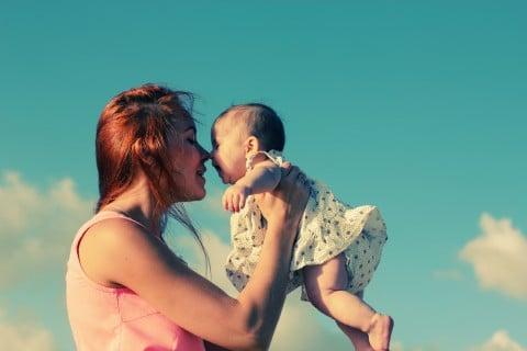 赤ちゃん ママ 夏 名前