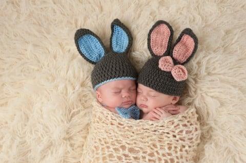 子供 双子 男女 新生児 赤ちゃん 名前