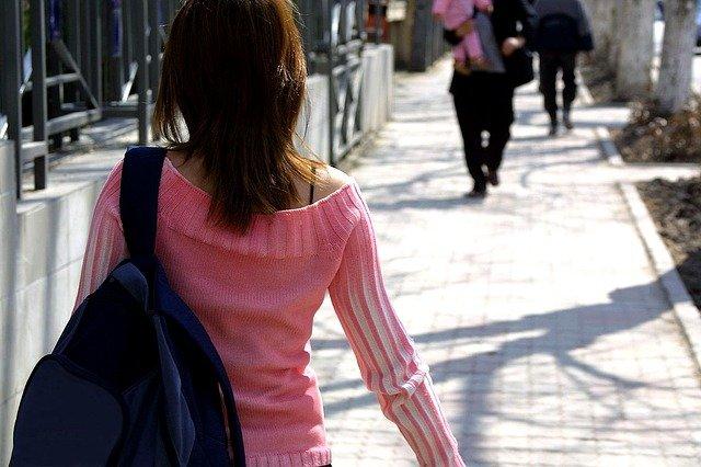 walk photo