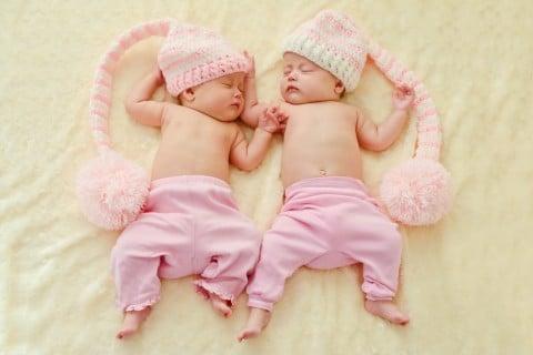 双子 赤ちゃん ベビー服