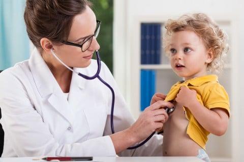診断 聴診器 病院