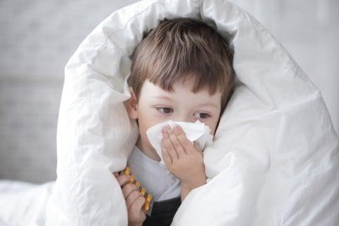 子供 風邪 マスク 体調不良