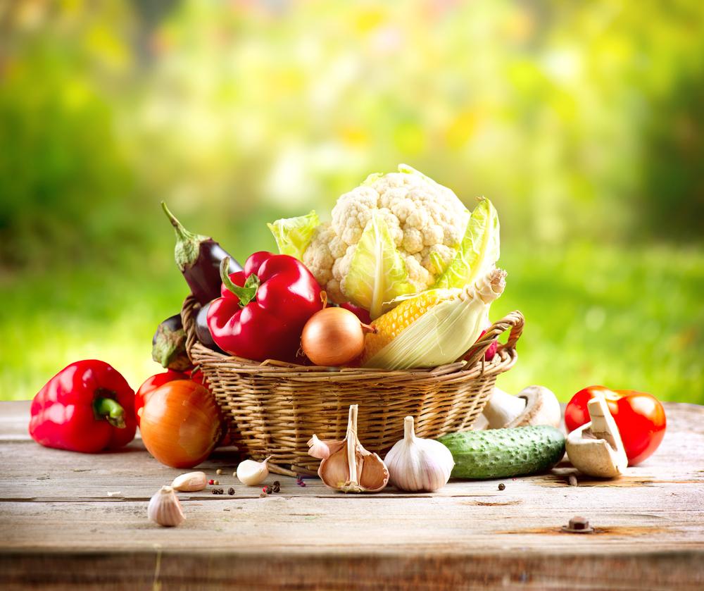 飲食 野菜 栄養 新鮮
