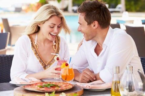 食事 カップル ランチ デート