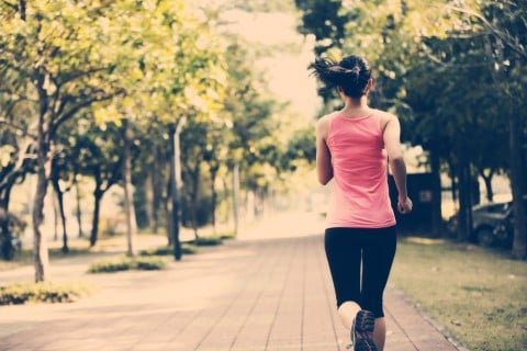 運動 ランニング ジョギング 公園