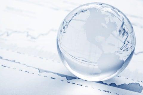 確率 地図 地球儀