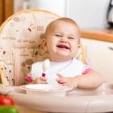 ハイローチェア 赤ちゃん9か月 いす 食事