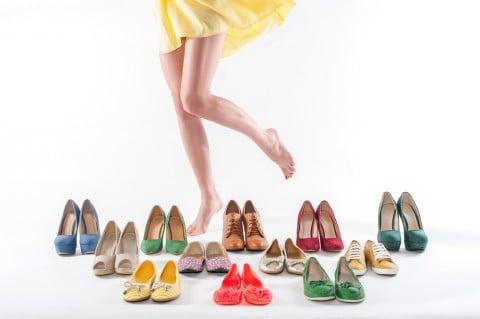 女性 靴 パンプス ヒール おしゃれ ファッション