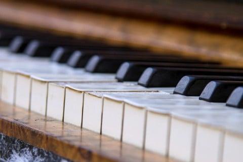 風景 ピアノ 音楽
