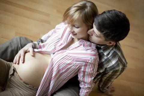 妊婦 カップル
