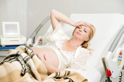 妊婦 病院 病室
