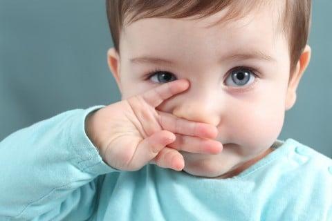 子供 赤ちゃん 風邪 鼻水