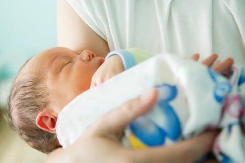 新生児 赤ちゃん ねんね