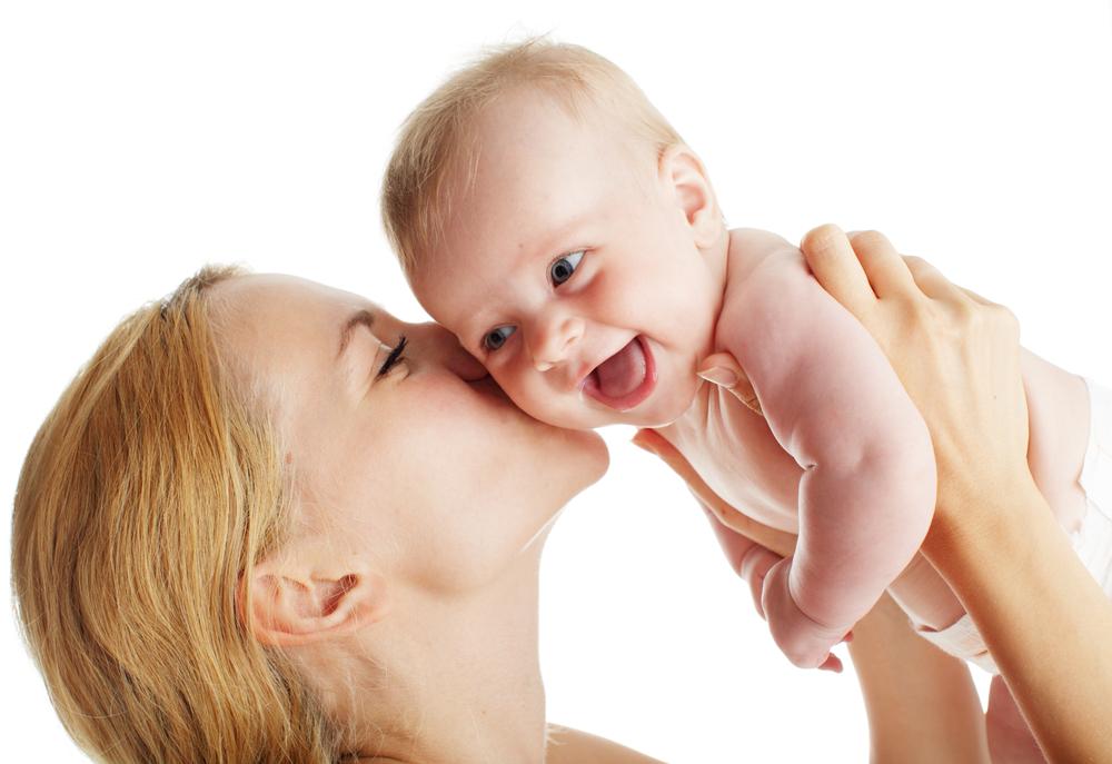 新生児 赤ちゃん 女性 親子