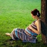 妊婦 公園 リラックス