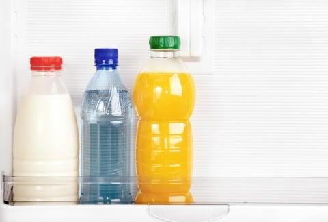 ジュース 水 ボトル