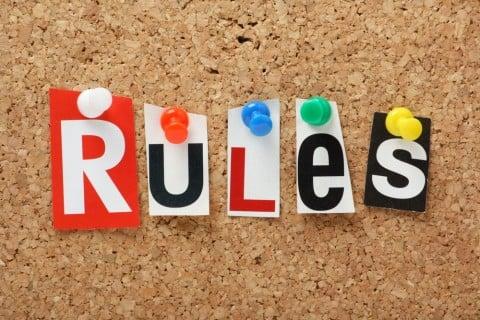 記号 ルール 規則