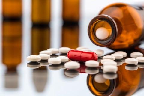 医療 薬 錠剤