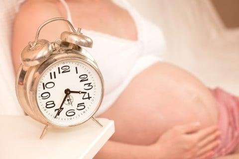妊婦 時計